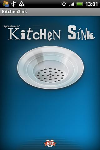 Appcelerator Kitchen Sink 1.6.1